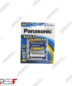 باتری-الکالاین-قلمی-۴-تایی-مدل-ایولتا-پاناسونیک