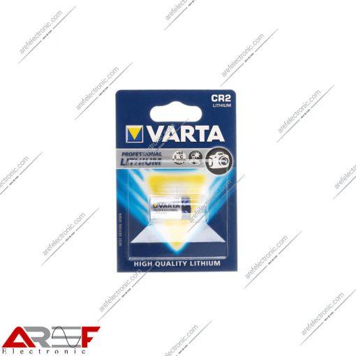 باتری لیتیومی CR2 وارتا