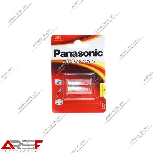 باتری لیتیومی CR2 پاناسونیک