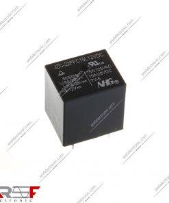 رله میلونNHG مدل 22F با ولتاژ 12 ولت ۵ پین