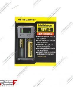 شارژر همه کاره ۲تایی NITECORE مدل NEW i2