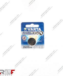 باتری لیتیومی CR2025 وارتا