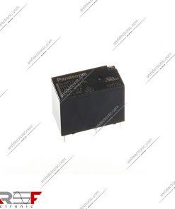 رله پکیجی پاناسونیک ALQ112 12V-1C-10A ۵پایه