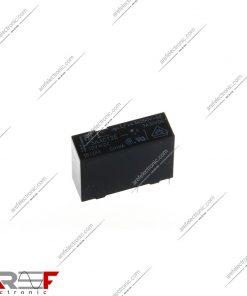 رله پکیجی F&T پایه معکوس مدل F3AA012E دارای 12 ولت و 4 پین