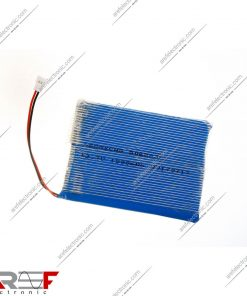 باطری لیتیوم پلیمر ۳.۷ ولت ۱۵۰۰ آمپر