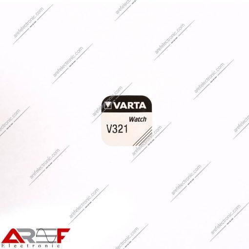 باتری ساعتی V321 وارتا