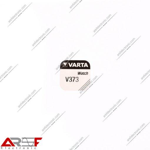 باتری ساعتی V373 وارتا