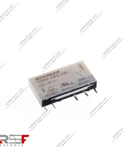 رله شراک PLC مدل V23092-A1012-A301 دارای 12 ولت و 5 پین