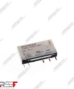 رله شراک PLC مدل V23092-A1005-A301 دارای 5 ولت و 5 پین
