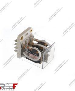 رله پاوری مدل Q3F دارای 220 ولت و 11 پین