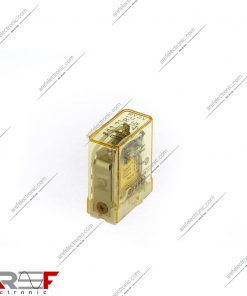 رله IDEC مدل RY2V_U دارای 12 ولت و 8 پین