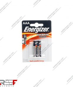 باطری نیم قلمی ENERGIZER مدل ALKALINE POWER