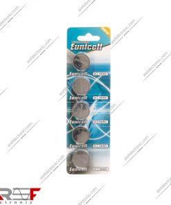 باطری سکه ای Eunicell CR2025
