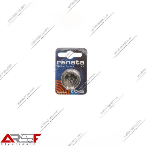باطری سکه ای رناتا CR2430
