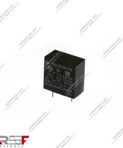 رله HANKUK مدل HR-CR5DC24VH دارای 24 ولت و 5 پین