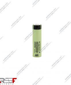 باتری لیتیوم یون پاناسونیک مدل NCR18650B
