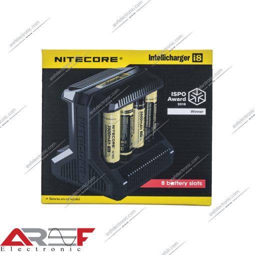 NITECORE-8 PIN-ASLI